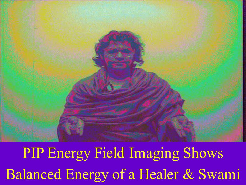 P I P  'Energy Field Imaging' Polycontrast Interference Photography