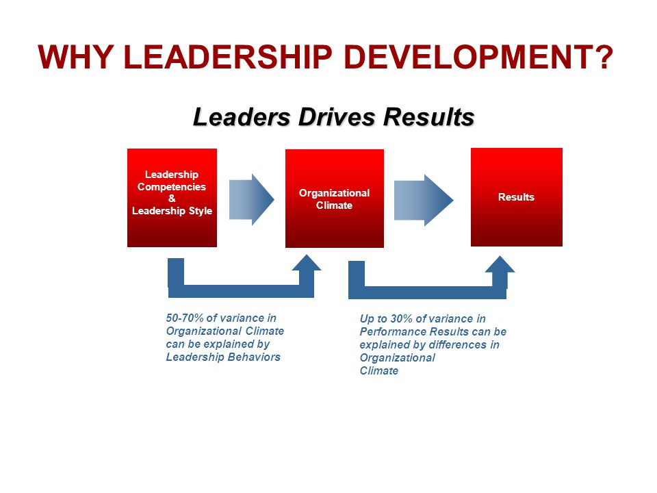 Leaders Drives Results