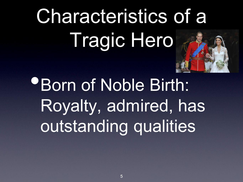 tragic hero in a sentence