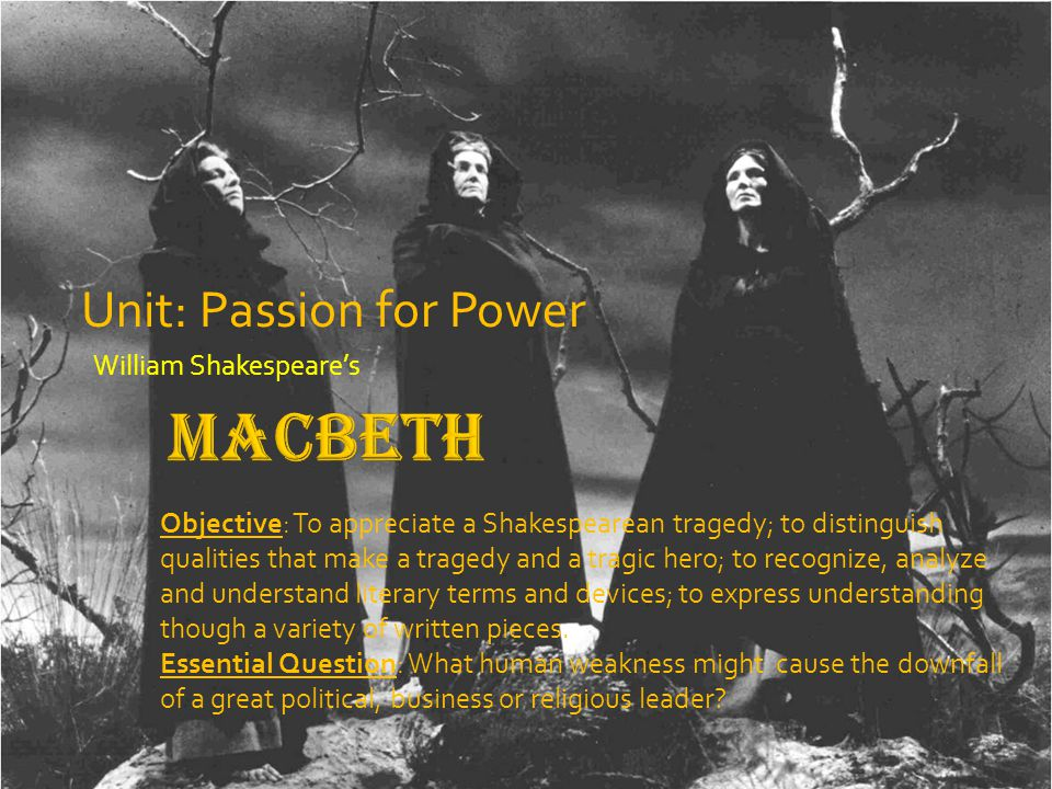the battle between good and evil in shakespeares macbeth Essay on the struggle between good and evil in macbeth - macbeth is without a doubt a play about evil the play revolves around the bad and wicked qualities in human nature, but shakespeare also contrasts this evil with the power of good.