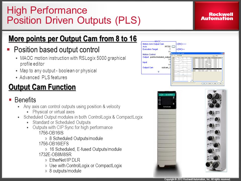 CompactLogix and Studio 5000 V21 Highlights - ppt download