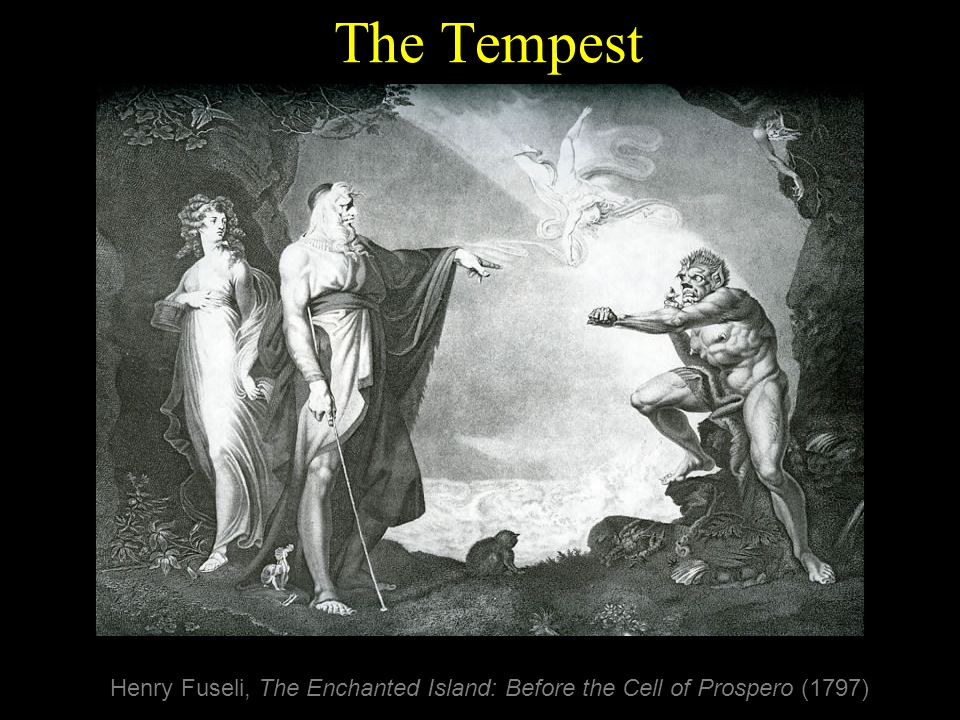 the tempest manipulation The tempest, together with other plays written towards the end of shakespear's career, is often described as a 'romance' the literary definition would inform that this is a genre in which anything can.