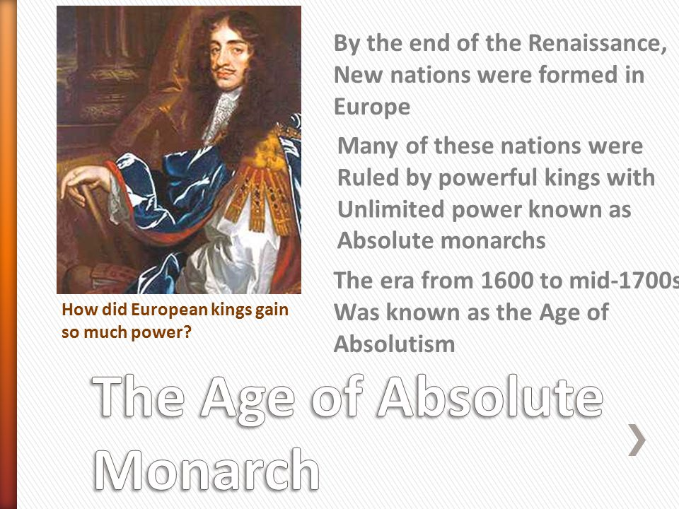 World History Age Of Absolutism Ppt Video Online Download