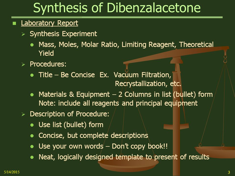 what is dibenzalacetone used for