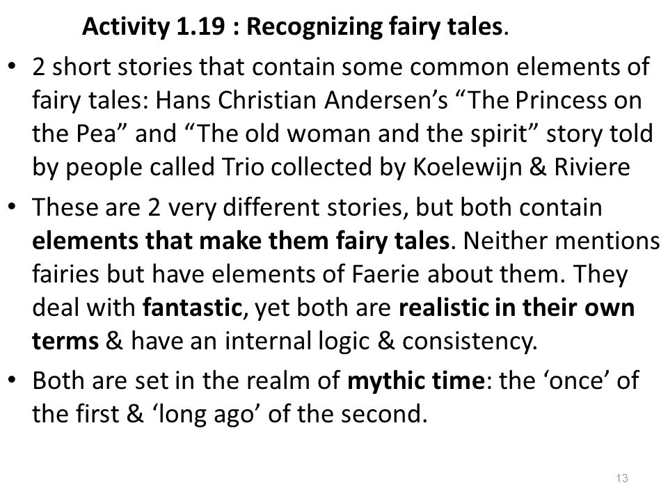 Fairy Tales Study Guide pp ppt video online download