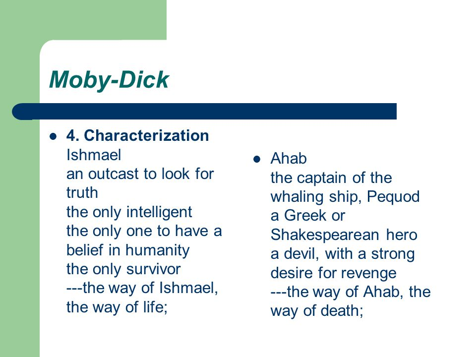 Herman Melville Moby-Dick  - ppt video online download