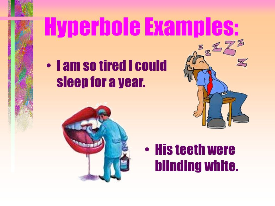 Similes Metaphors Personification Hyperbole And Idiom Ppt