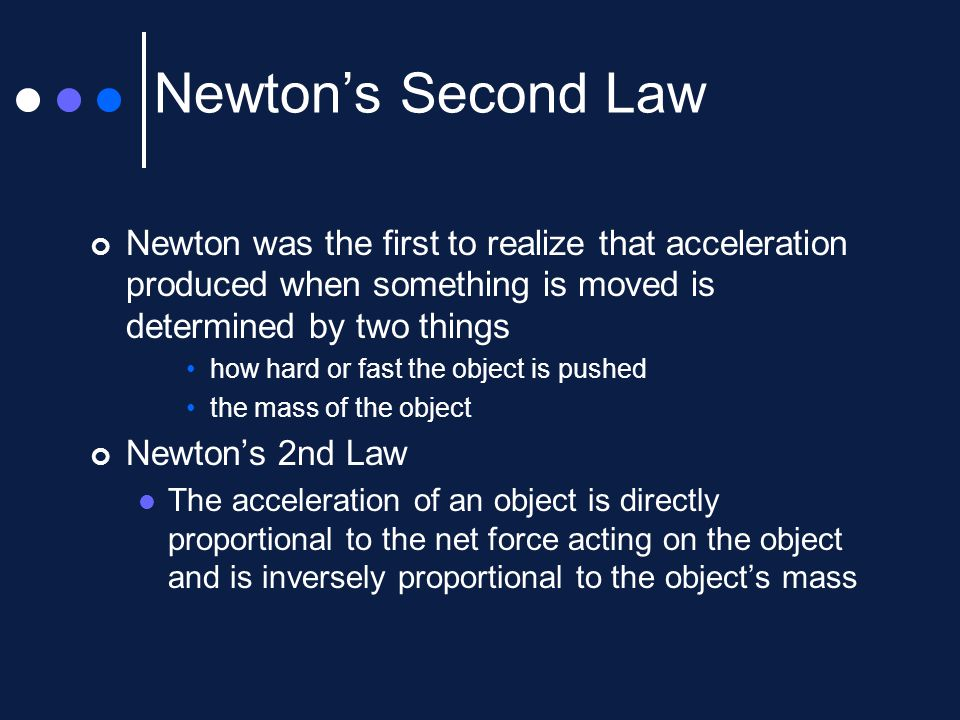 Newton's Second Law Of Motionforce And Acceleration Ppt Video. 4 Newton's Second Law. Worksheet. Unit V Worksheet 2 Kinematics Newton S 2nd Law At Mspartners.co
