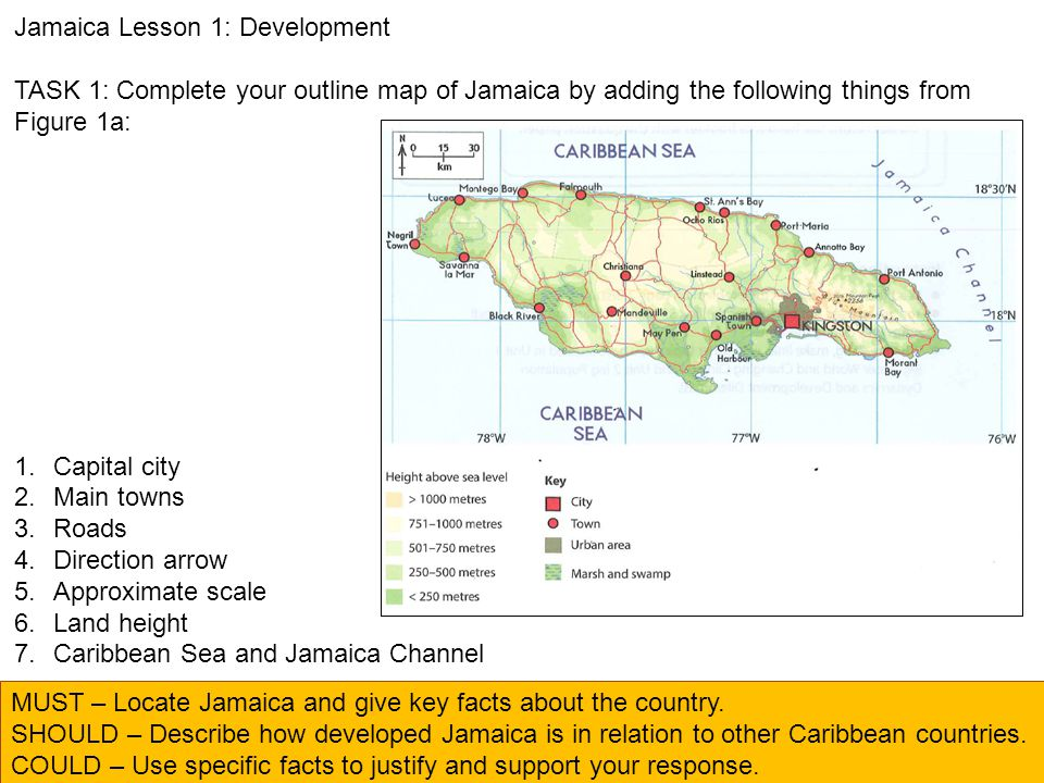 Jamaica Lesson 1: Development - ppt video online download on absolute location of jamaica, climate of jamaica, continents of jamaica, mountain of jamaica, culture of jamaica, human features of jamaica, geography of jamaica, latitude of jamaica, physical map of jamaica, elevation map of jamaica, rivers of jamaica, capital of jamaica, region of jamaica, symbols of jamaica, political map of jamaica, government of jamaica, natural resources of jamaica, island of jamaica, relative location of jamaica,