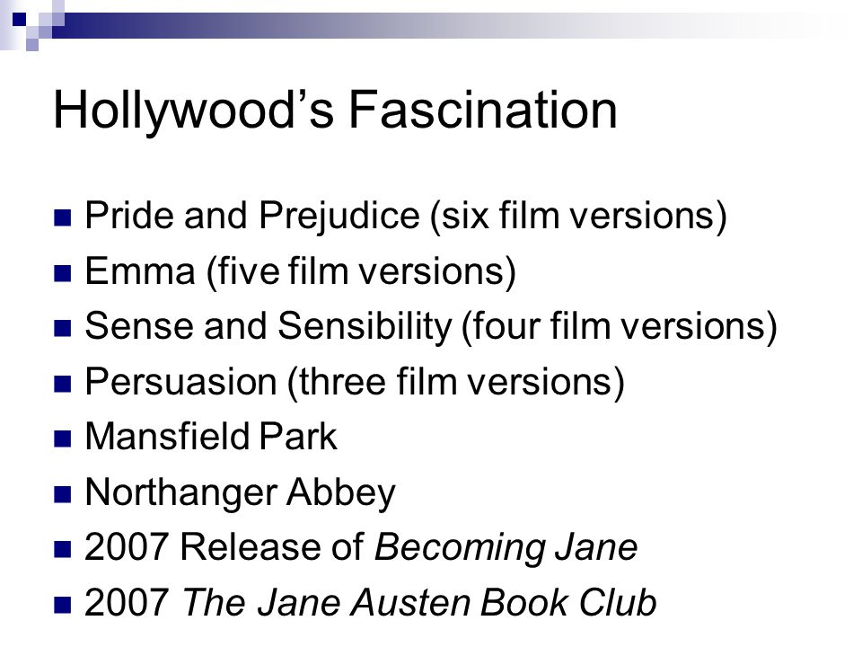 Jane Austen Pride and Prejudice - ppt video online download