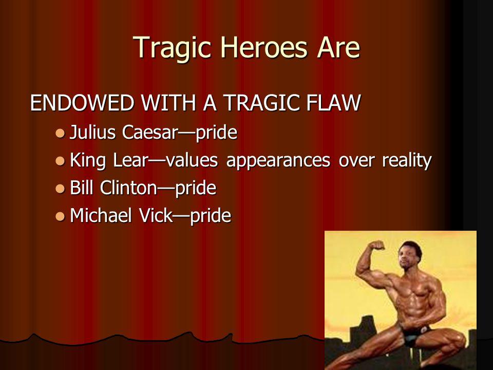 why is julius caesar a hero