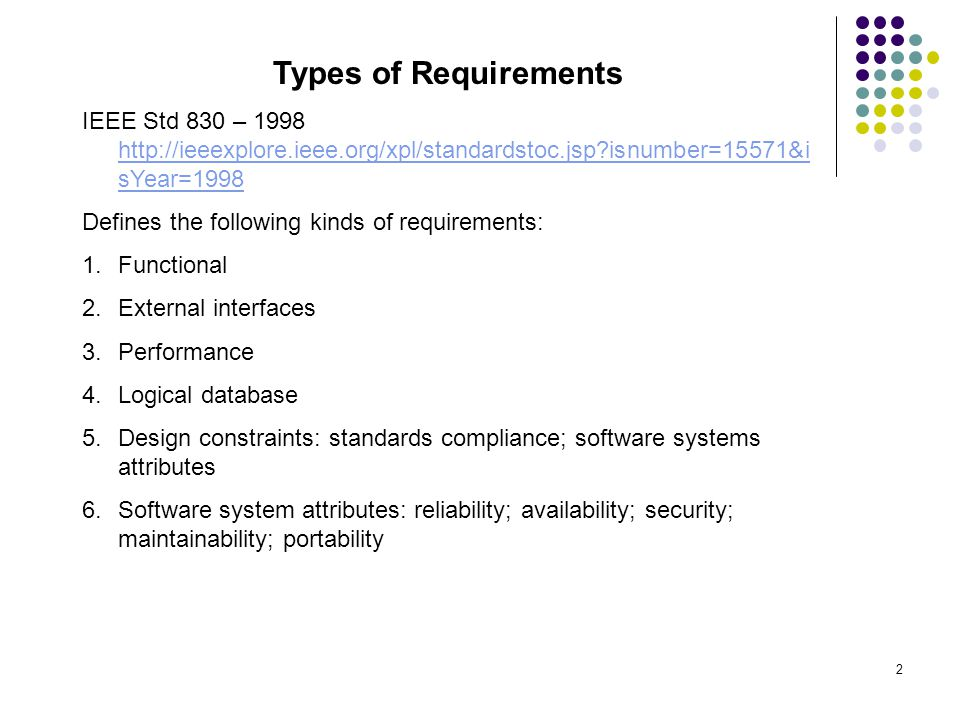 Software Requirements Engineering Ppt Video Online Download