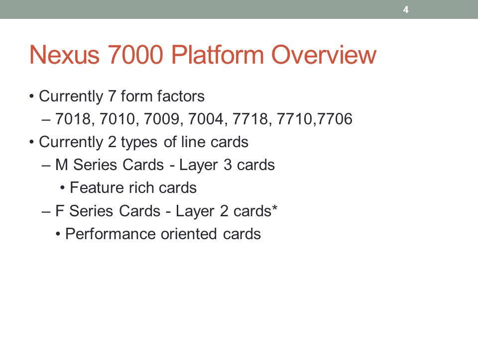 Cisco NX-OS Data Center Features - ppt video online download