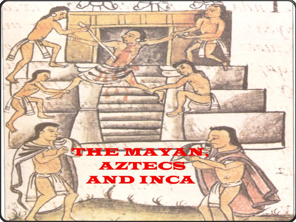 aztec and inca dbq - the dbq allows students to evaluate the development of the #maya, #aztec, and #inca civilizations prior to european contact.