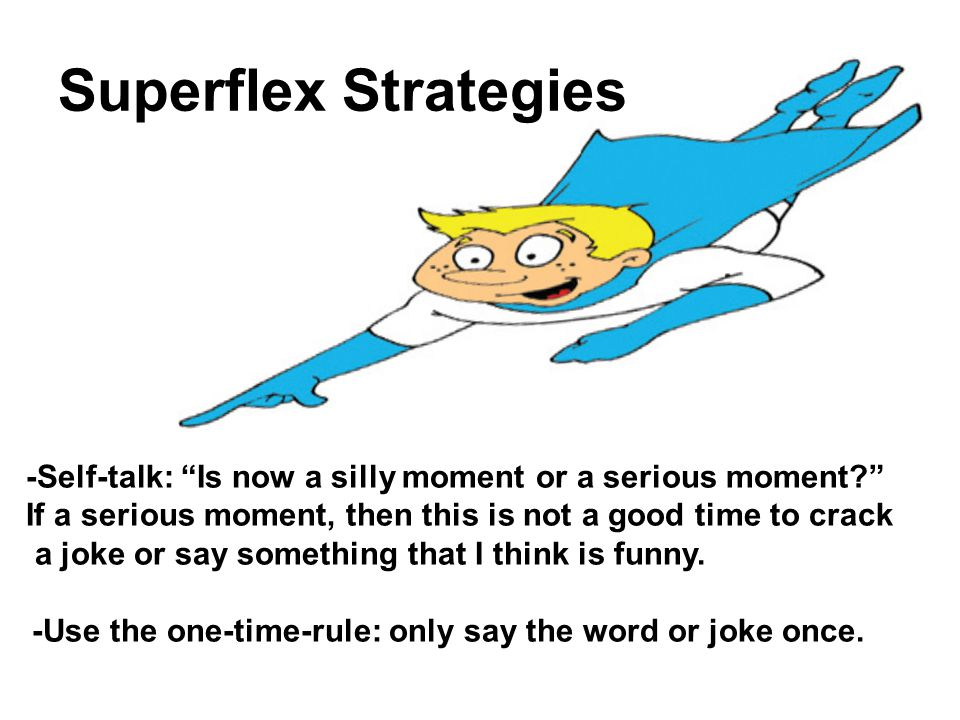 was funny once superflex