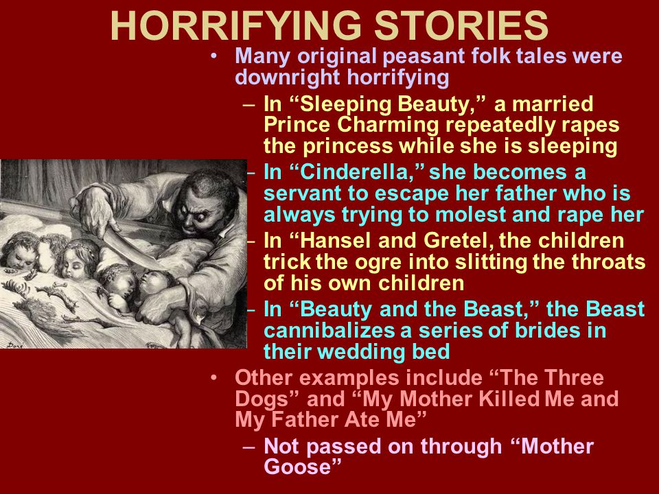 THE MEANING OF FAIRY TALES - ppt download