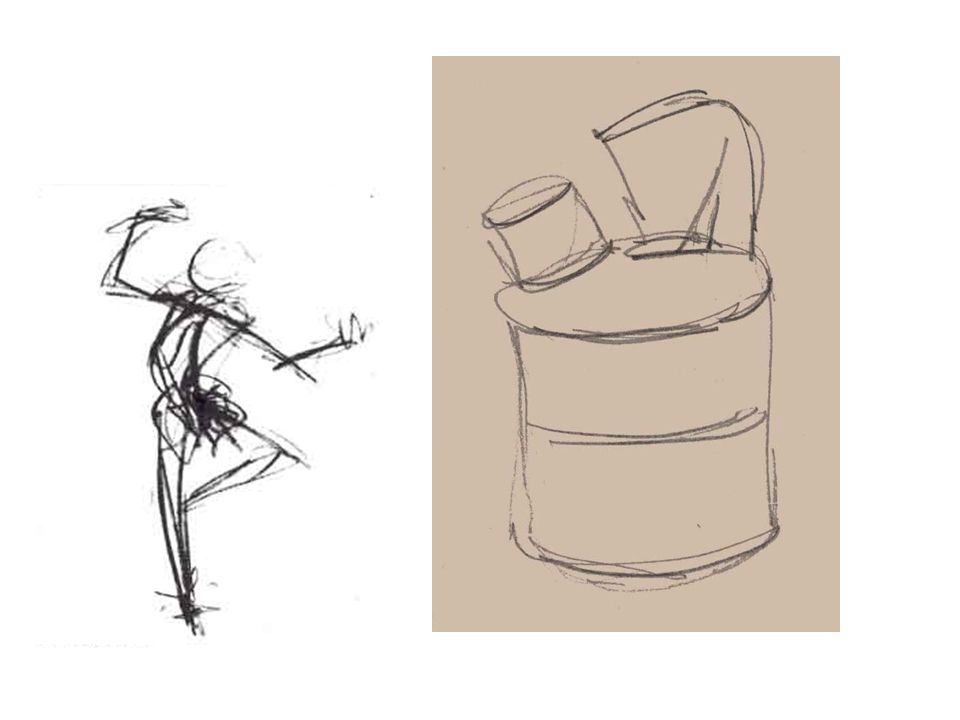 Contour Line Drawing Rose : Drawing gestures contours ppt video online download