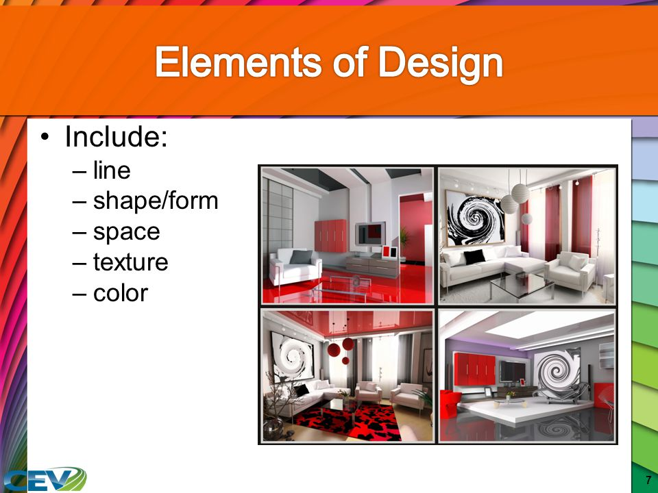 Objectives To Identify Elements And Principles Of Design Ppt Download