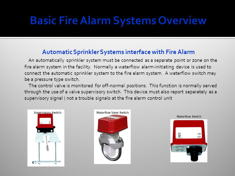 Basic Fire Alarm Systems Overview - ppt download