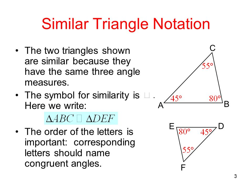 Similar And Congruent Triangles Ppt Video Online Download