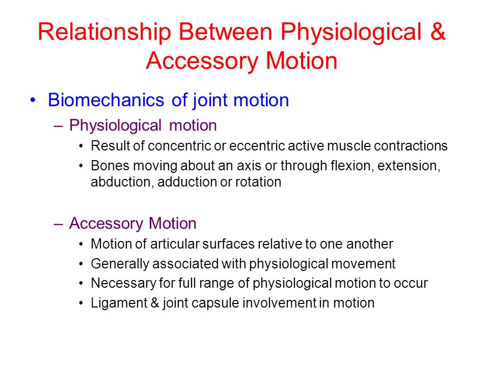 Biomechanics of the joint - ppt video online download