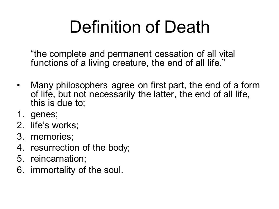 Religious Views On Life After Death Philosophy Of Religion Gorgeous Philosophers Soul