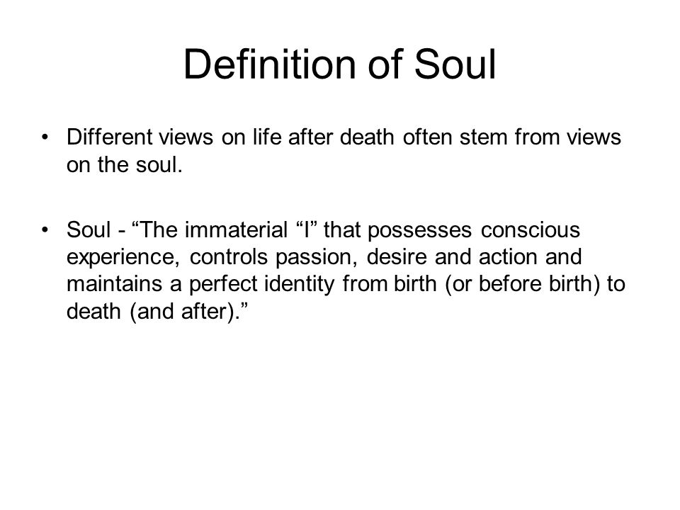 Religious Views On Life After Death Philosophy Of Religion Extraordinary Philosophers Soul