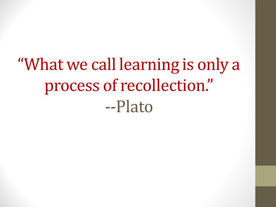 plato theory of knowledge summary