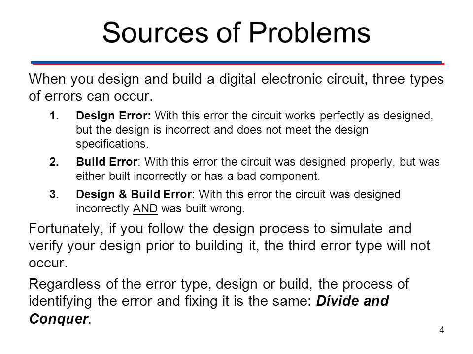 troubleshooting circuits ppt video online download
