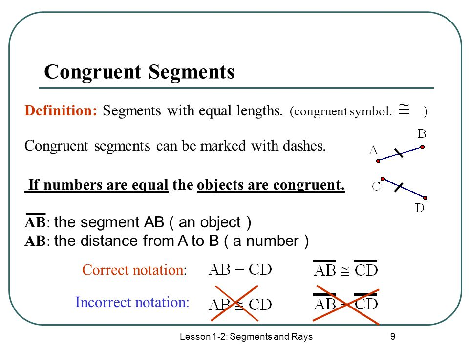 igo homework 1-2 segments and rays answers