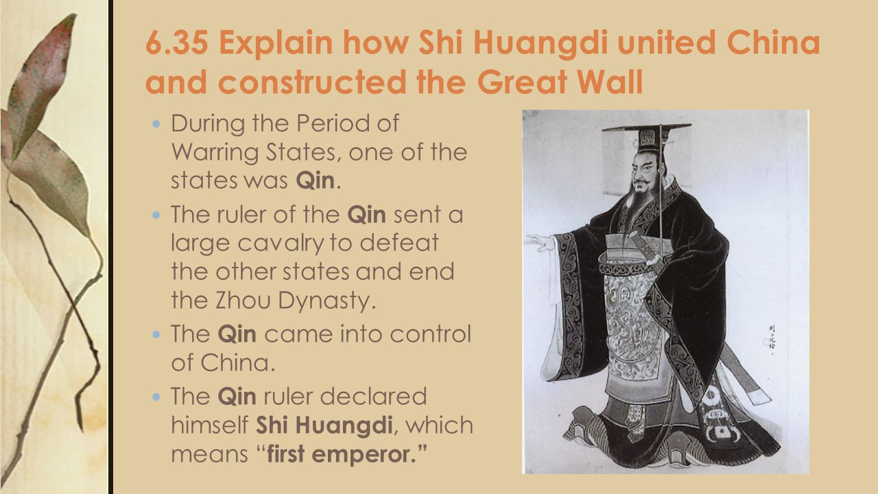 and the Great Wall of China - ppt download
