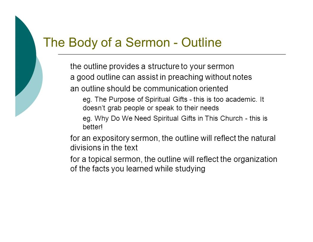 Introduction to Homiletics The Art of Biblical Preaching - ppt download