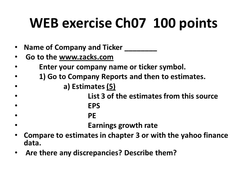 Chapter 7 Stock Valuation Ppt Video Online Download