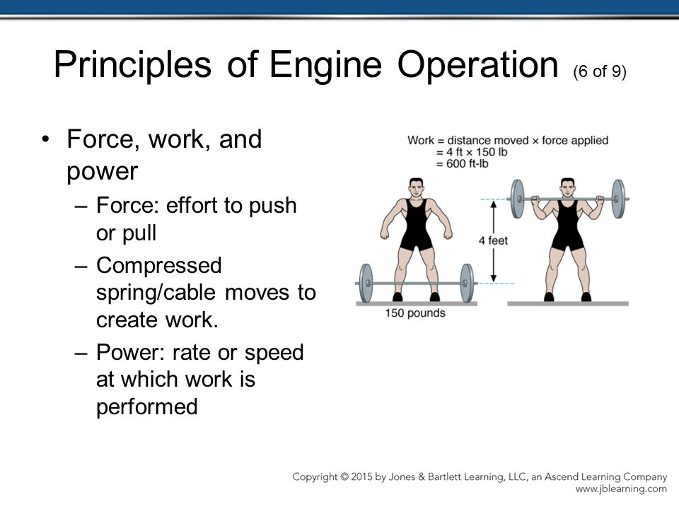 Principles of Engine Operation (6 of 9)