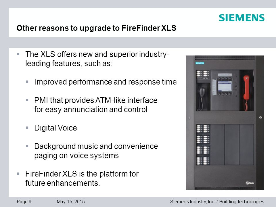 mxl to firefinder xls total migration solution ppt video online rh slideplayer com Siemens FireFinder XLS Psc-12 siemens firefinder xls user manual