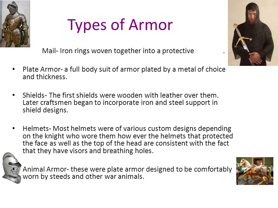 Body Armor And Not This Stuff Armor Ppt Download