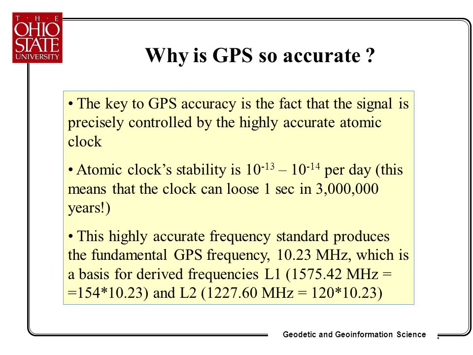WHAT IS GPS AND HOW IT WORKS PRIMARY GPS ERROR SOURCES - ppt