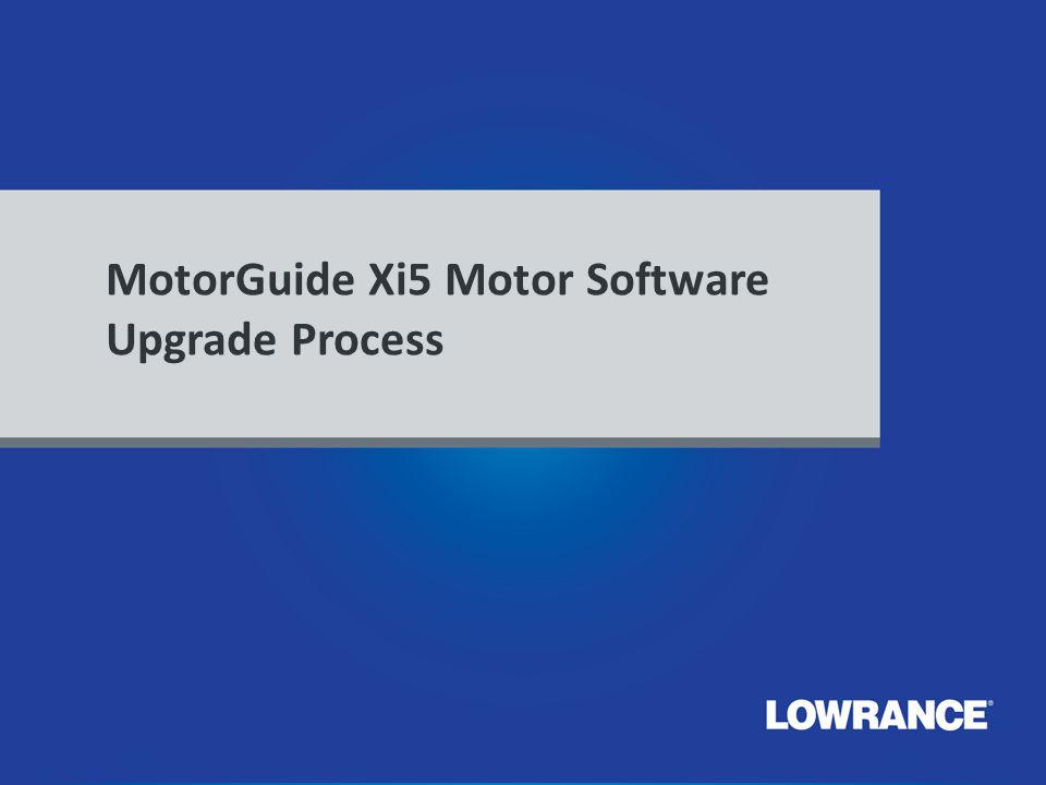 HDS Gen2/Gen2 Touch MotorGuide Xi ppt video online download