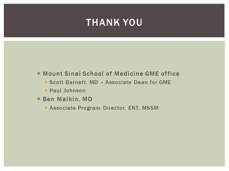 Managing the ACGME Survey OPDO Meeting November 11, ppt download