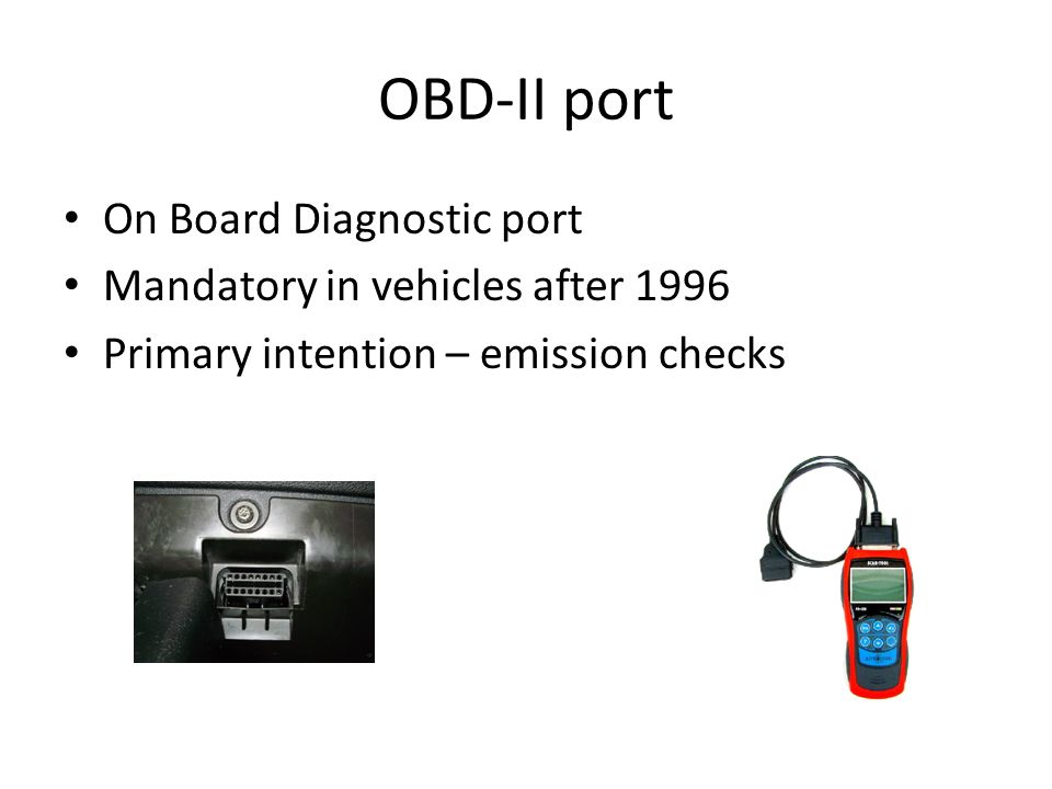 ON BOARD DIAGNOSTICS DOWNLOAD