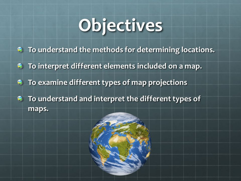 6th Grade World Culture And Geography 2 Objectives