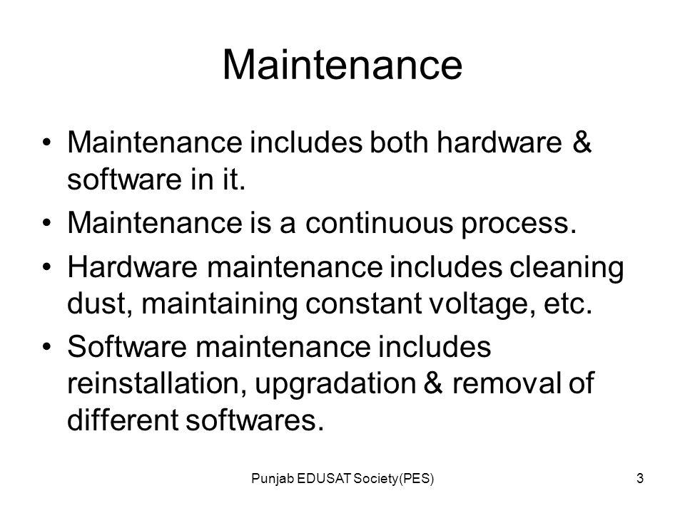 Installation, Repair, Servicing & Maintenance concepts - ppt