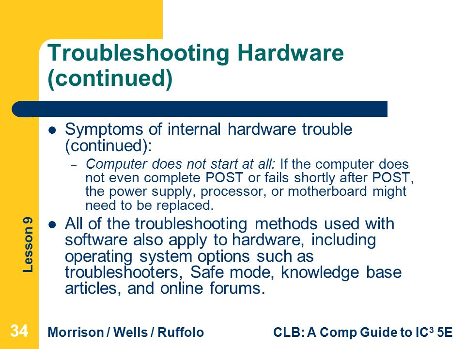 """troubleshooting computer hardware appendix b Maintenance manual and troubleshooting guide xseries 306 type 1878, 8489 and 8836 hardware maintenance manual and  appendix b, """"safety information,""""  hardware maintenance manual and troubleshooting guide features and specifications the following information is a summary of the."""
