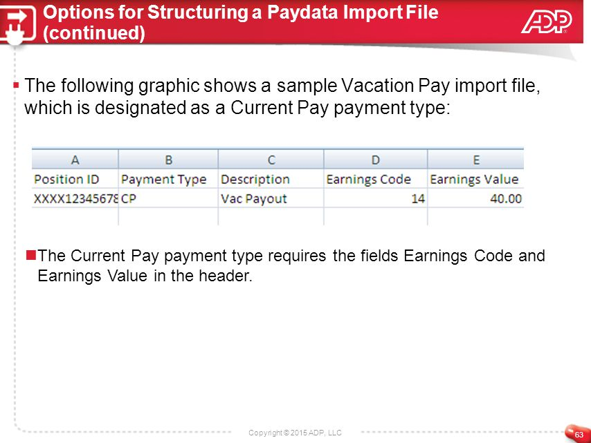Welcome to Importing Data for ADP Workforce Now - ppt download