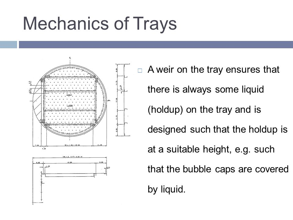 internals ppt video online download rh slideplayer com Bubble Cap Tray Bubble Cap Tray