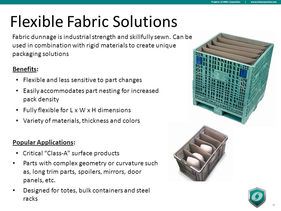 Optimize Global Shipments with Customized Dunnage Solutions - ppt