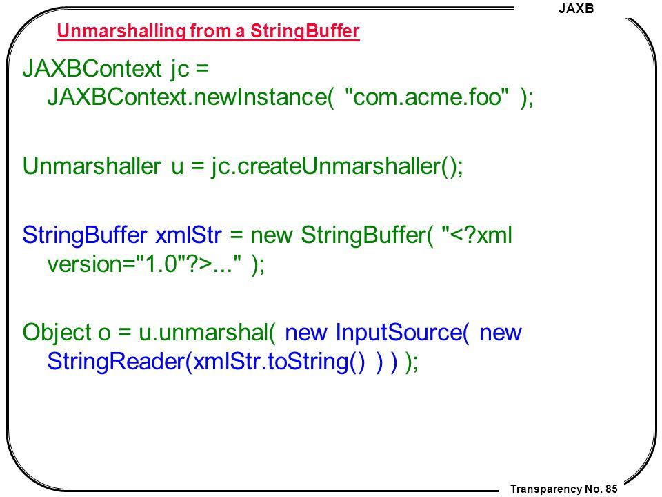 JAXB (Java API for XML Data Binding) - ppt download