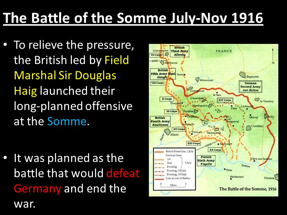 was haig the butcher of the somme essay But if haig is writing this because he knows that his tactics will mean that a lot of his men die, then this would show that haig was in fact the butcher of the somme bradley jones the men are in splendid spirits.