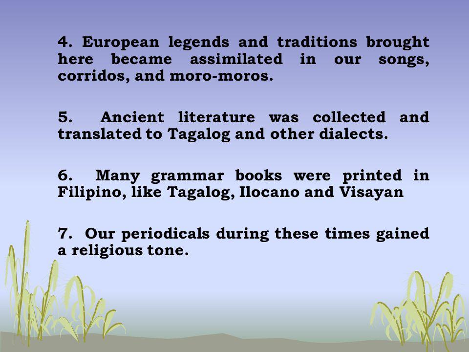 Philippine Literature - ppt download