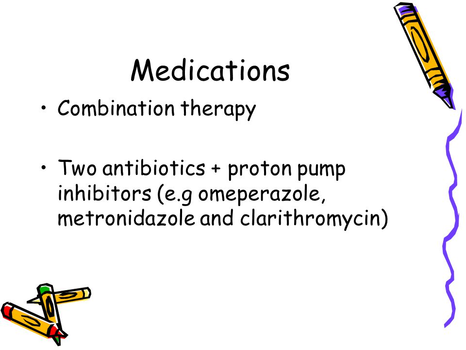 Medications Combination therapy